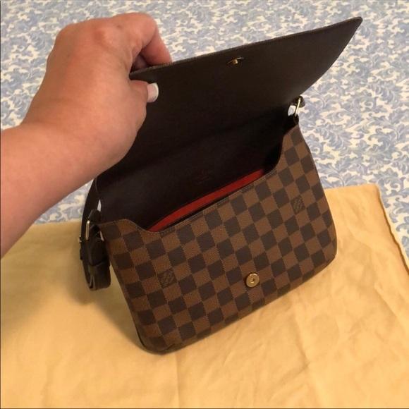 Louis Vuitton Handbags - Louis Vuitton Damier Ebene Shoulder Bag